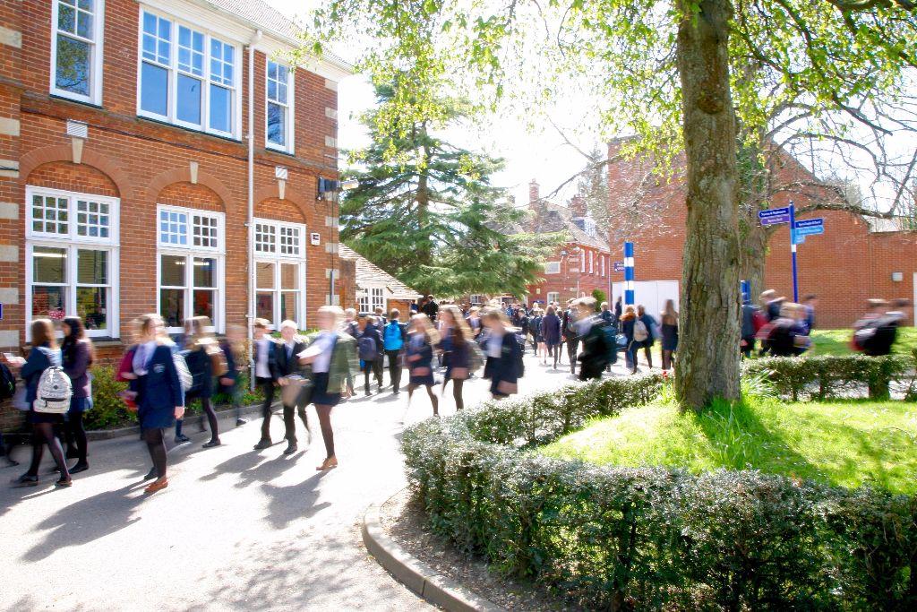 Perin's School, New Alresford, Hampshire
