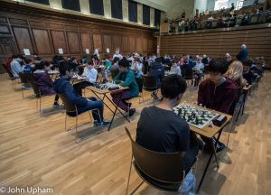 Hampshire Junior Open Chess Congress 2019