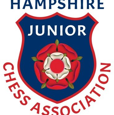 Hampshire Junior Chess Association Logo