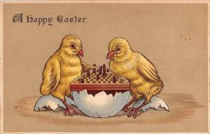 Happy Chess Easter !