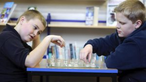 Chess charity wants a million children on board